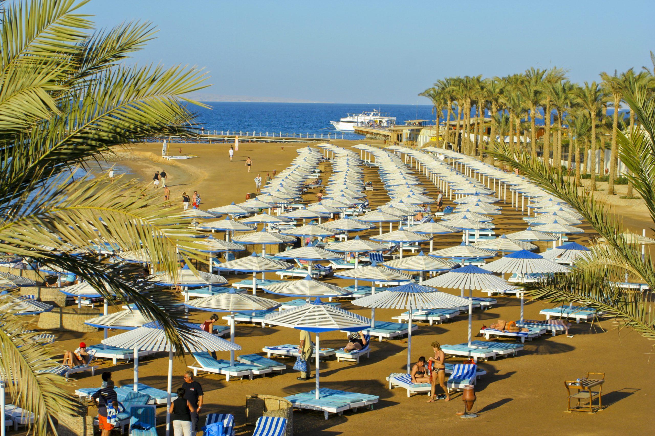 Фото пляжа в Турции в апреле