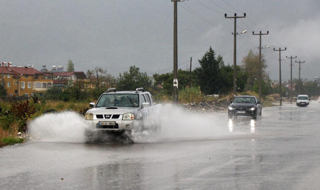 Погода в Анталье