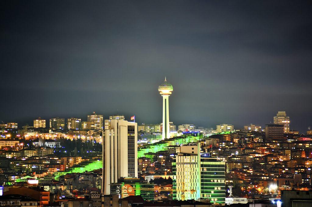 Лучшие города Турции