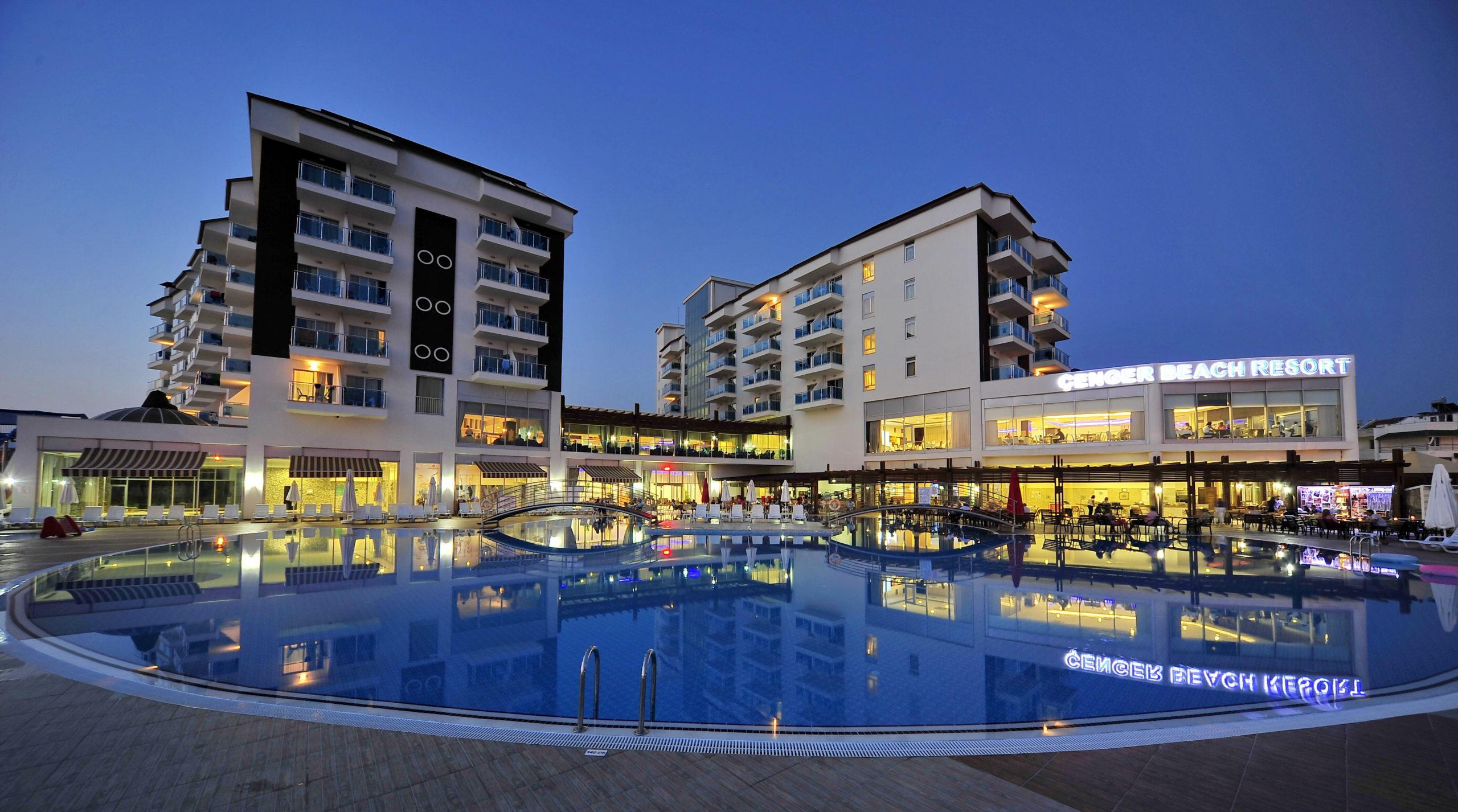 Фото отеля Cenger Beach в Сиде