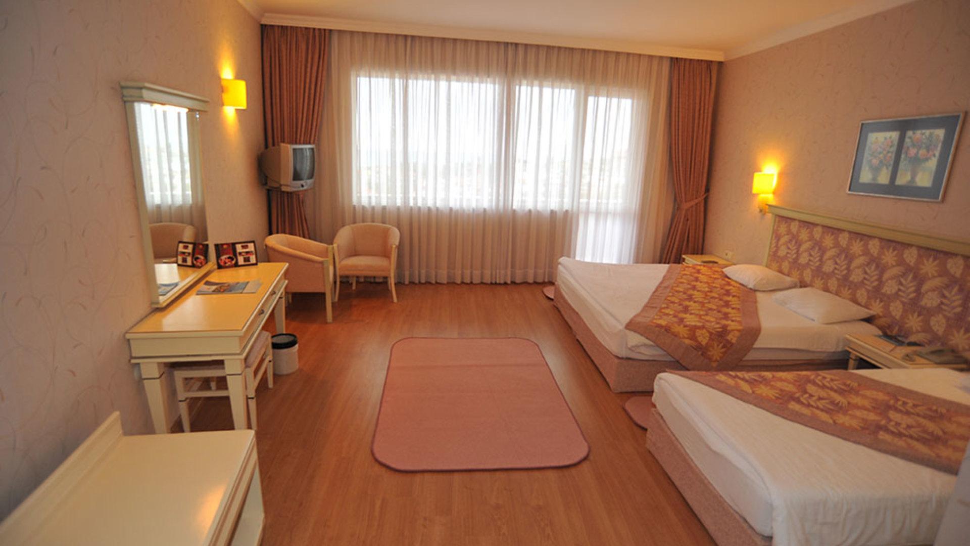 Отель Pemar Beach Resort 5* в Сиде, Турция