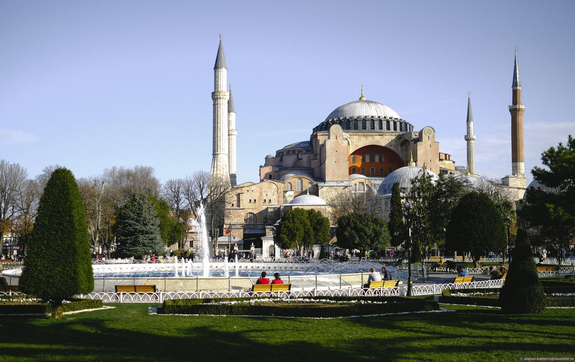 Сезоны отдыха в Турции