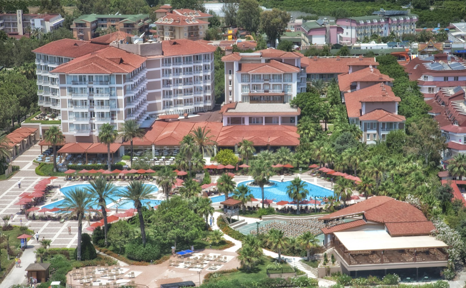 Отель Акка Алинда 5* (Akka Alinda Hotel 5*) в Кемере