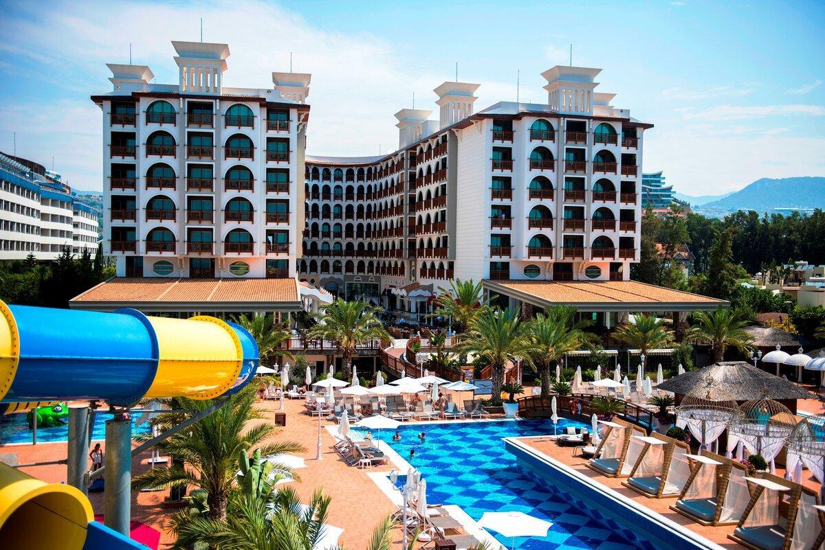 Фото отеля в Алании