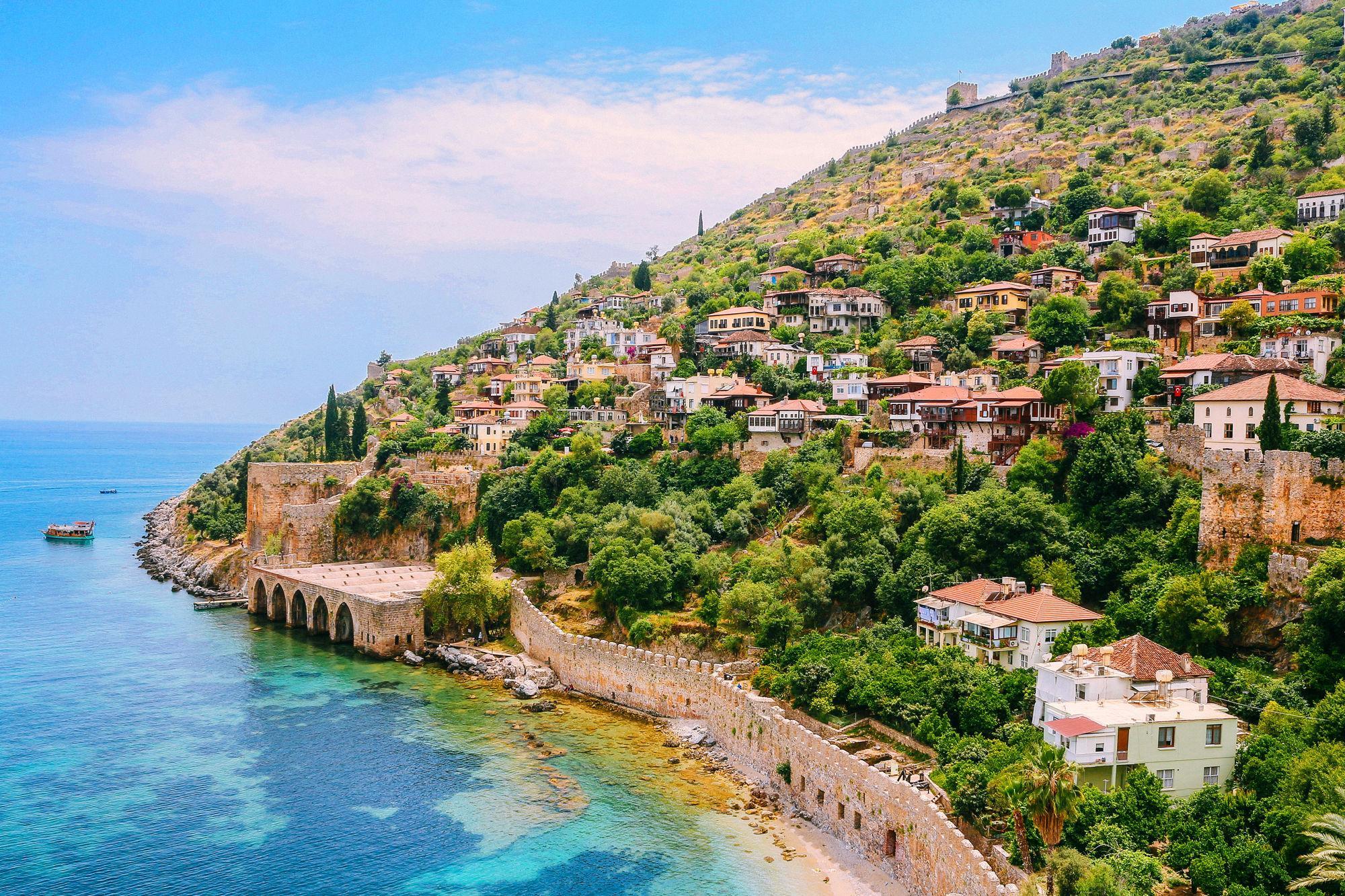 Турция: где лучше отдыхать