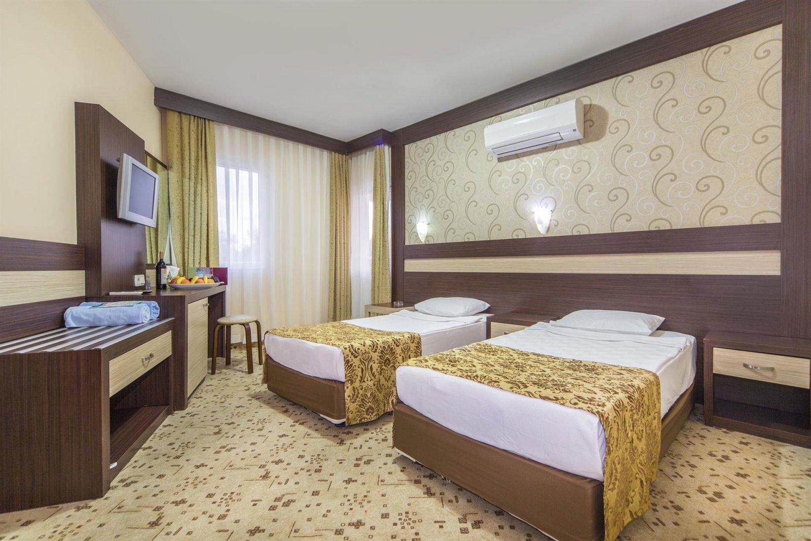 Отель Лонисера Ворлд 4* (Lonicera World Hotel), Аланья
