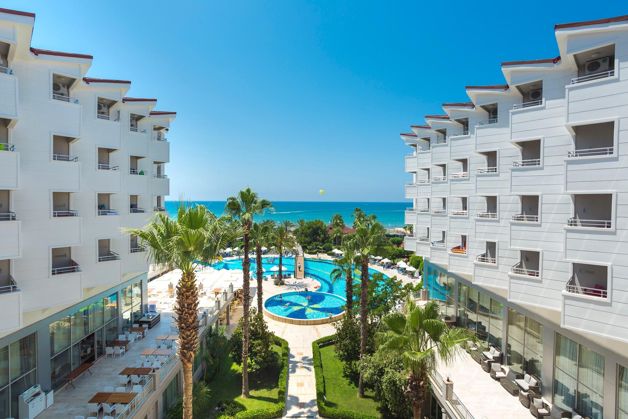 Отели Турции 5 звезд все включено: обзор