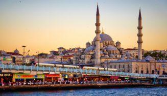 Где находится Стамбул