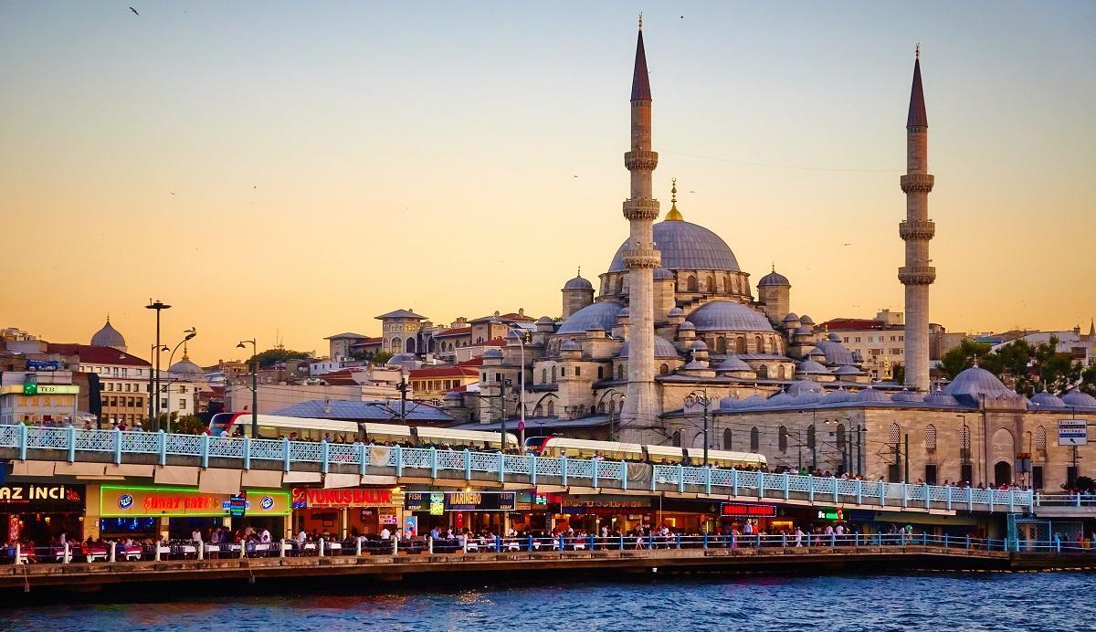 Фото достопримечательности Стамбула