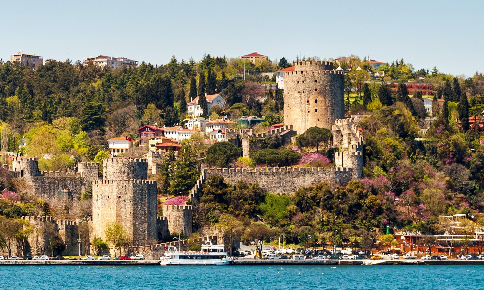 Фото курорта в Турции