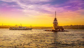Стамбул: какое море омывает город