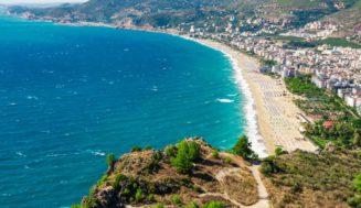 Алания: где находится, транспорт, природа, обзор курорта