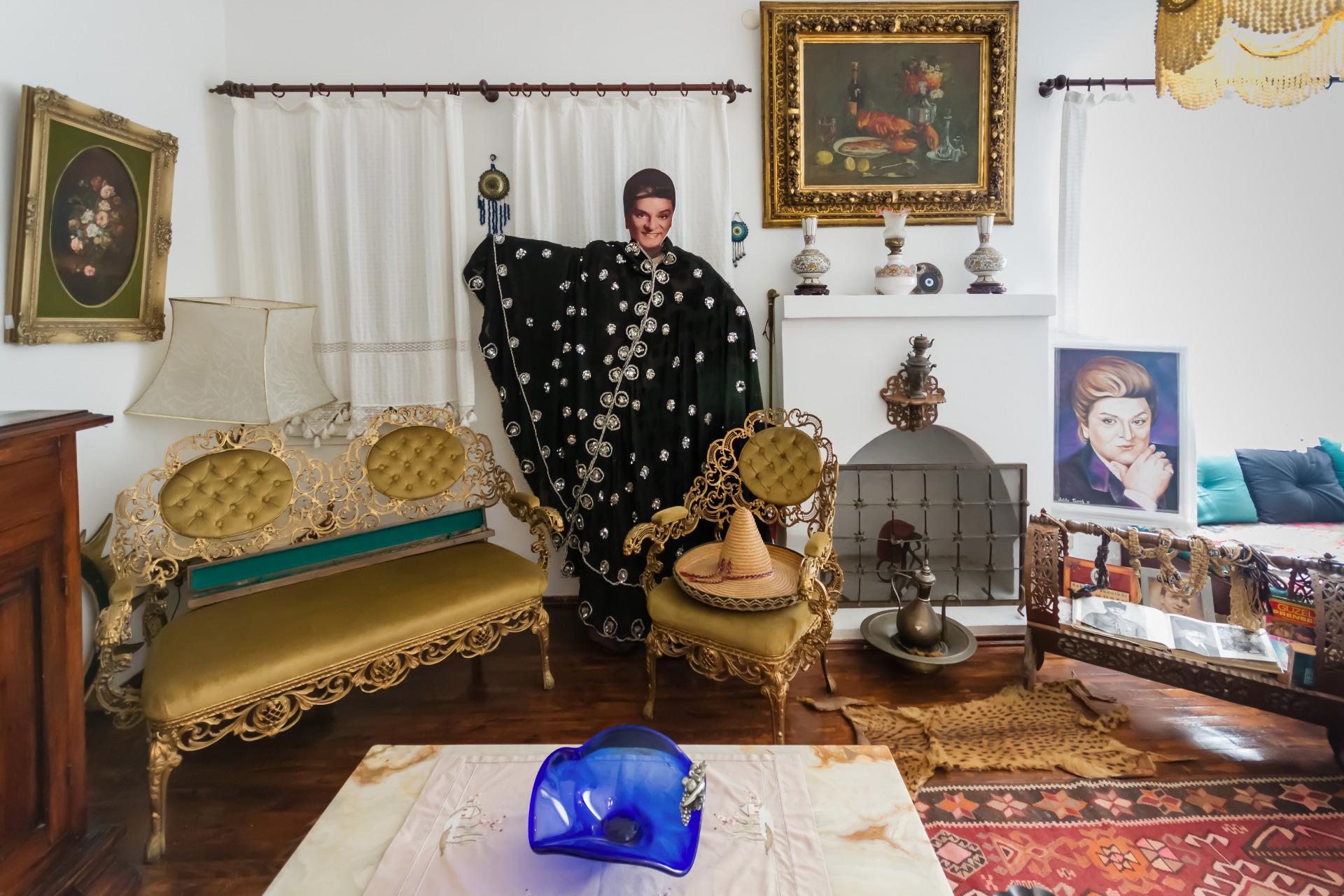 Фото музея турецкого музыканта