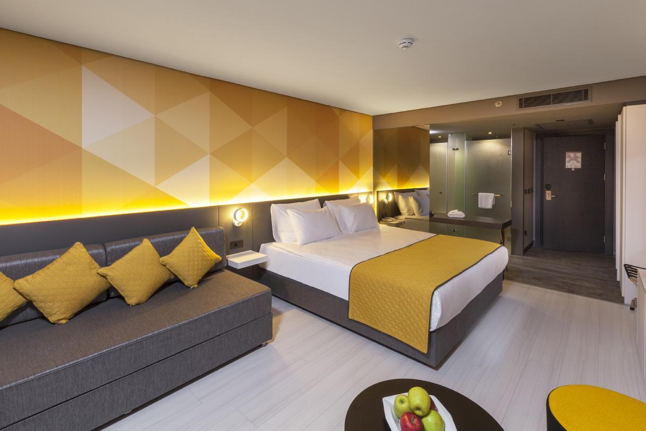Босфорус Соргун (Bosphorus Sorgun 5*), отель в Сиде
