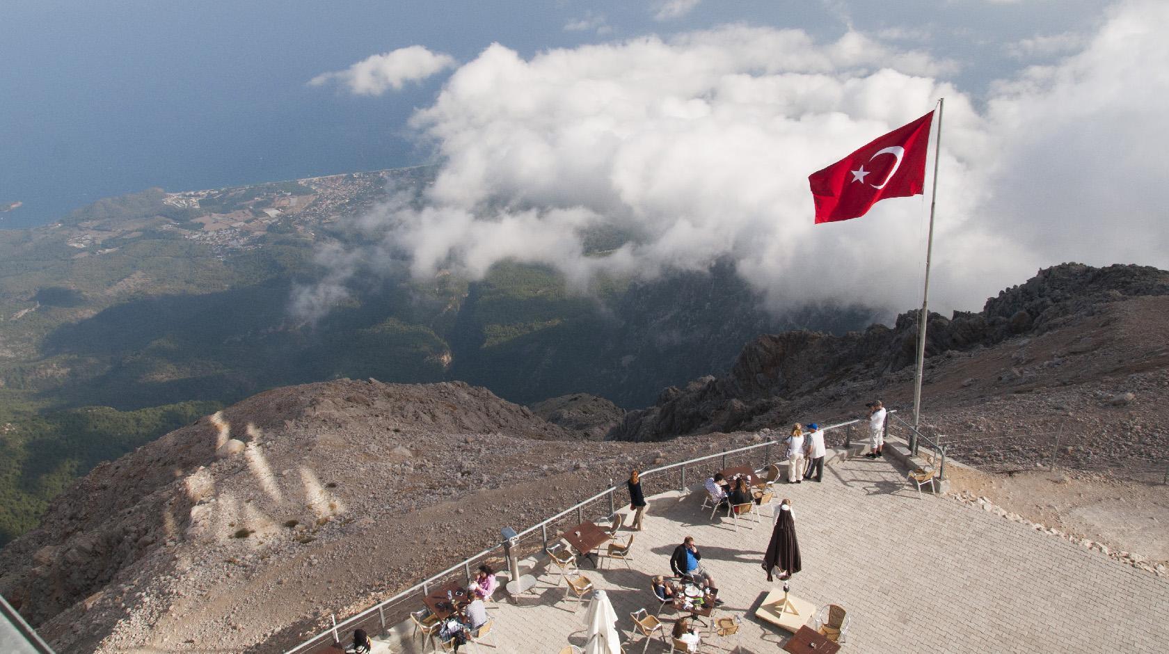 Фото горы Тахталы