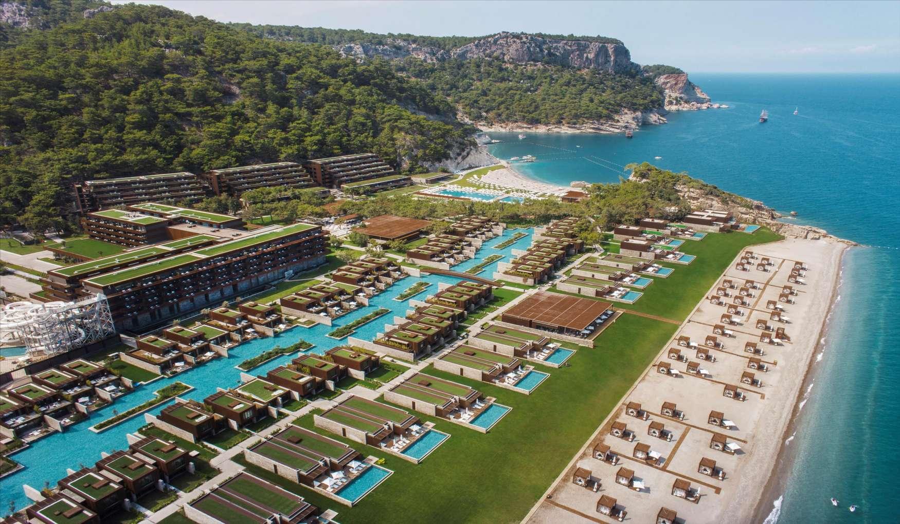 Фото Maxx Royal Kemer Resort & Spa
