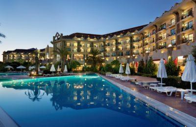 Отель Nashira Resort Hotel Spa 5*