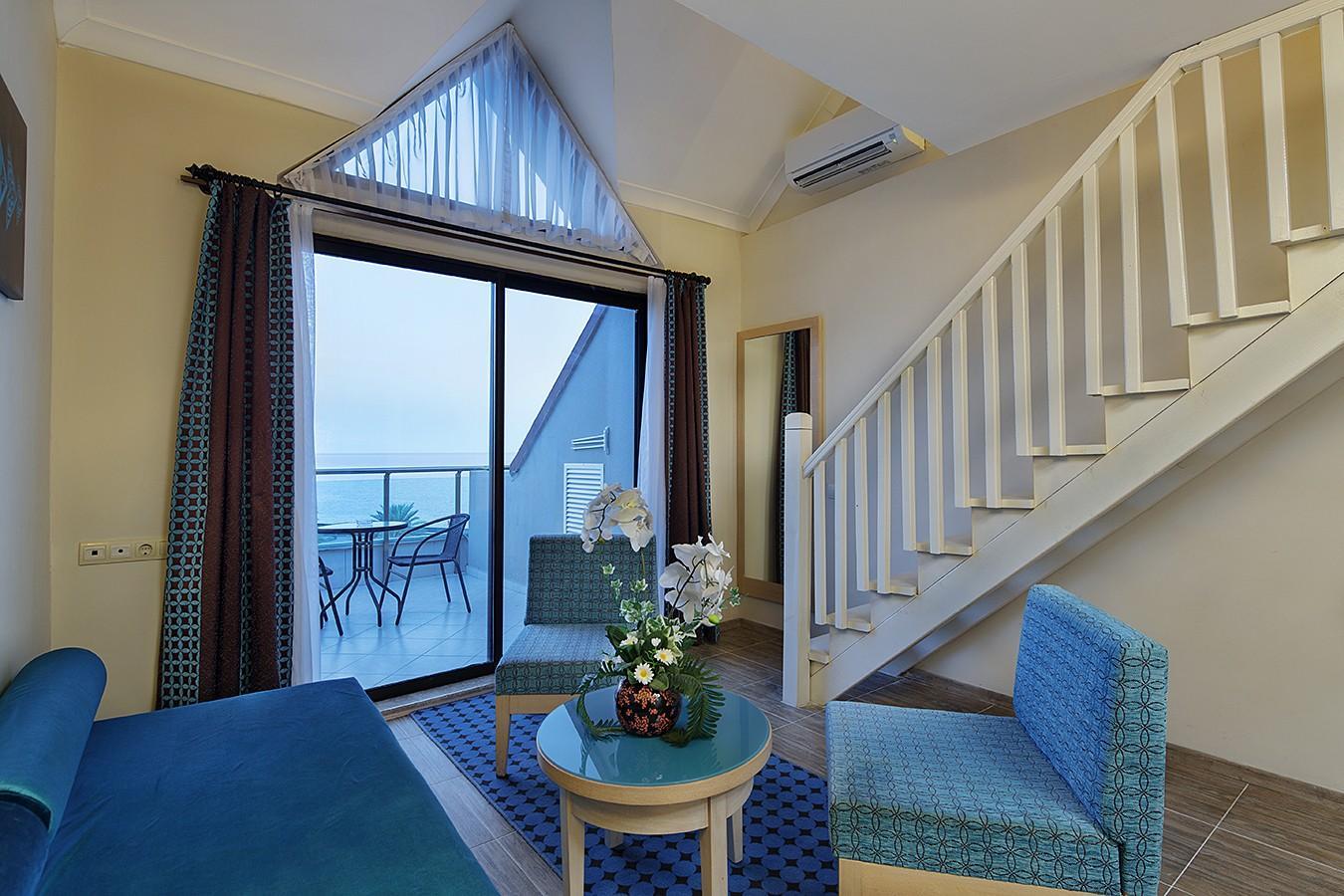 Номер внутри отеля Nashira Resort
