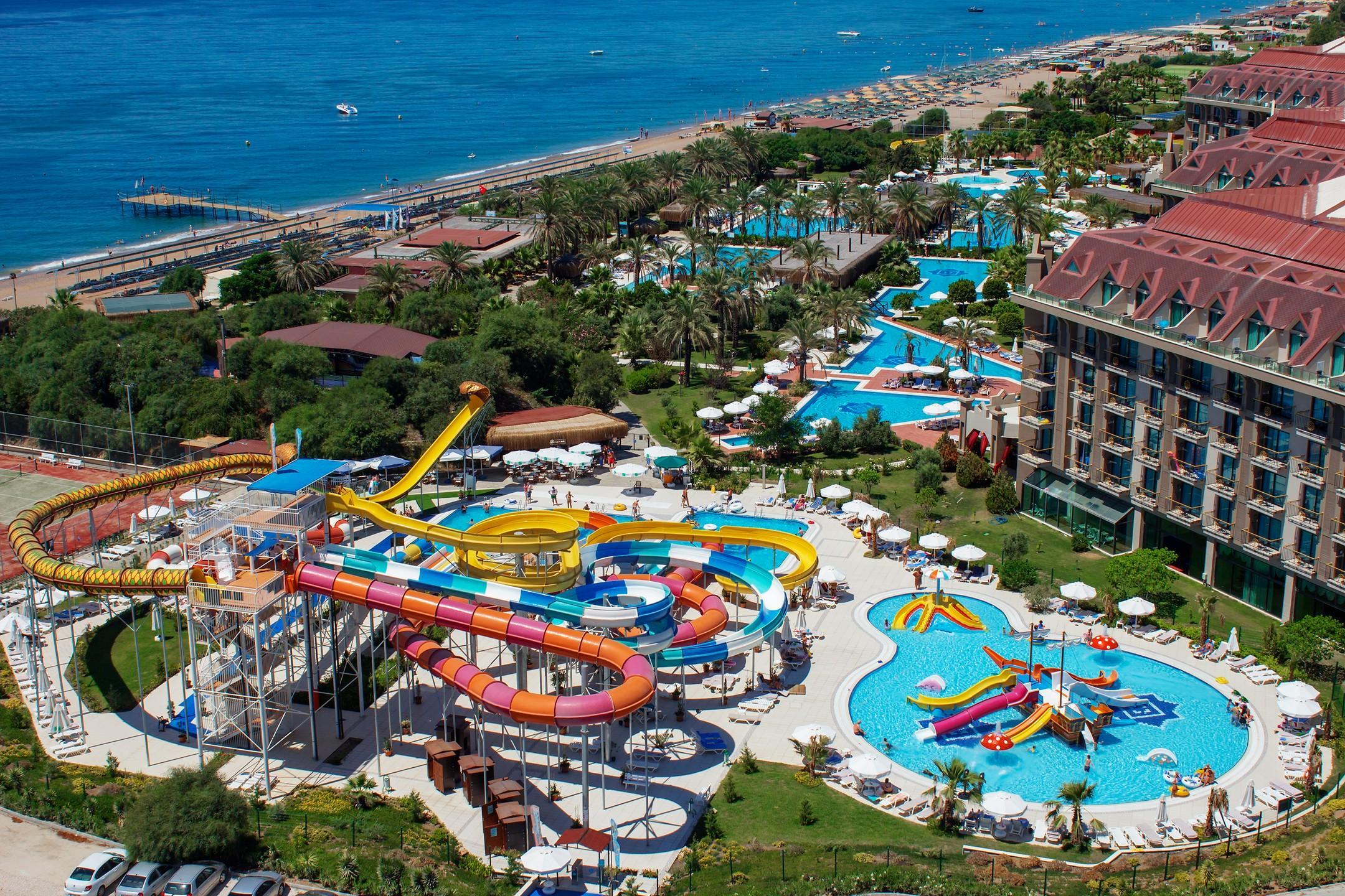 Фото отеля Nashira Resort Hotel Spa 5*