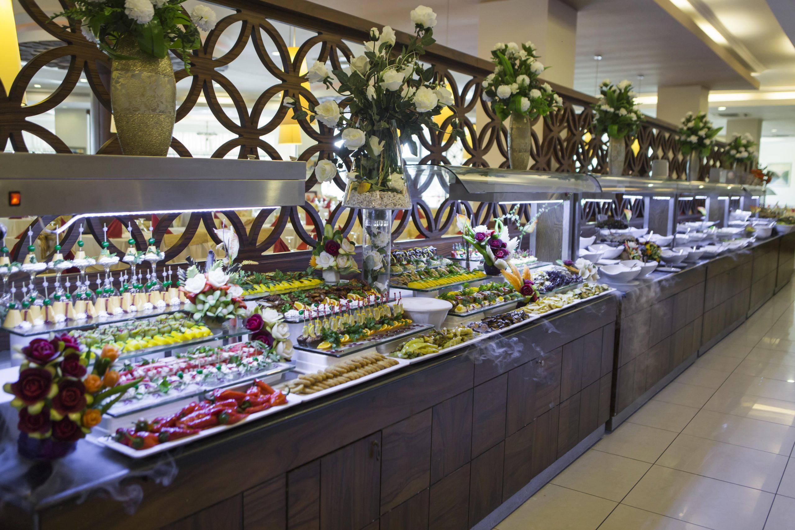 Питание в гостинице