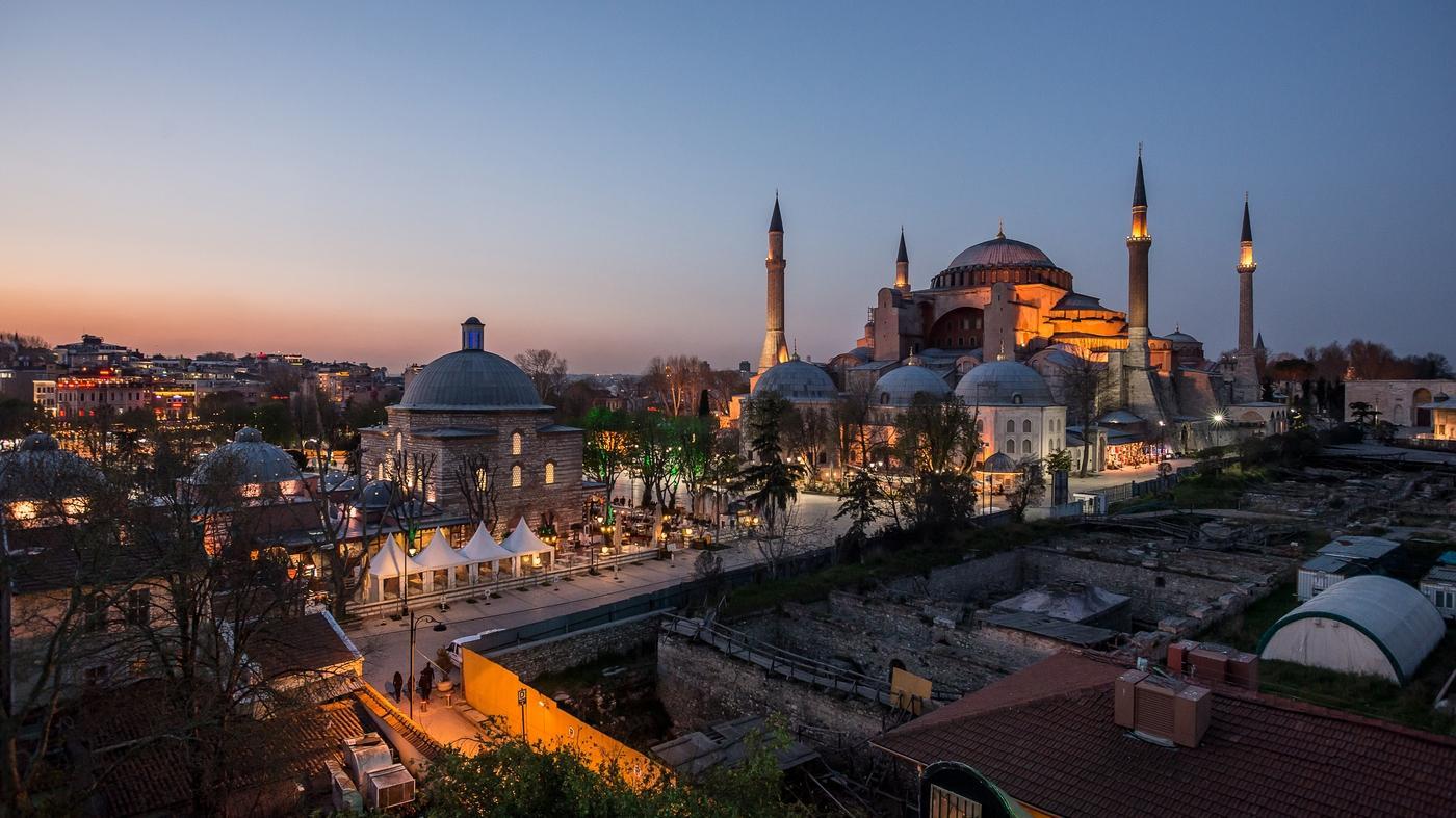 Фото достопримечательности в Стамбуле