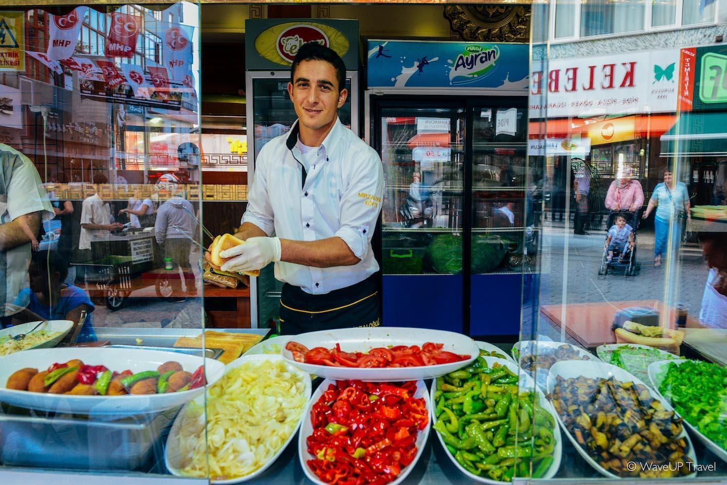 Кухня в Турции