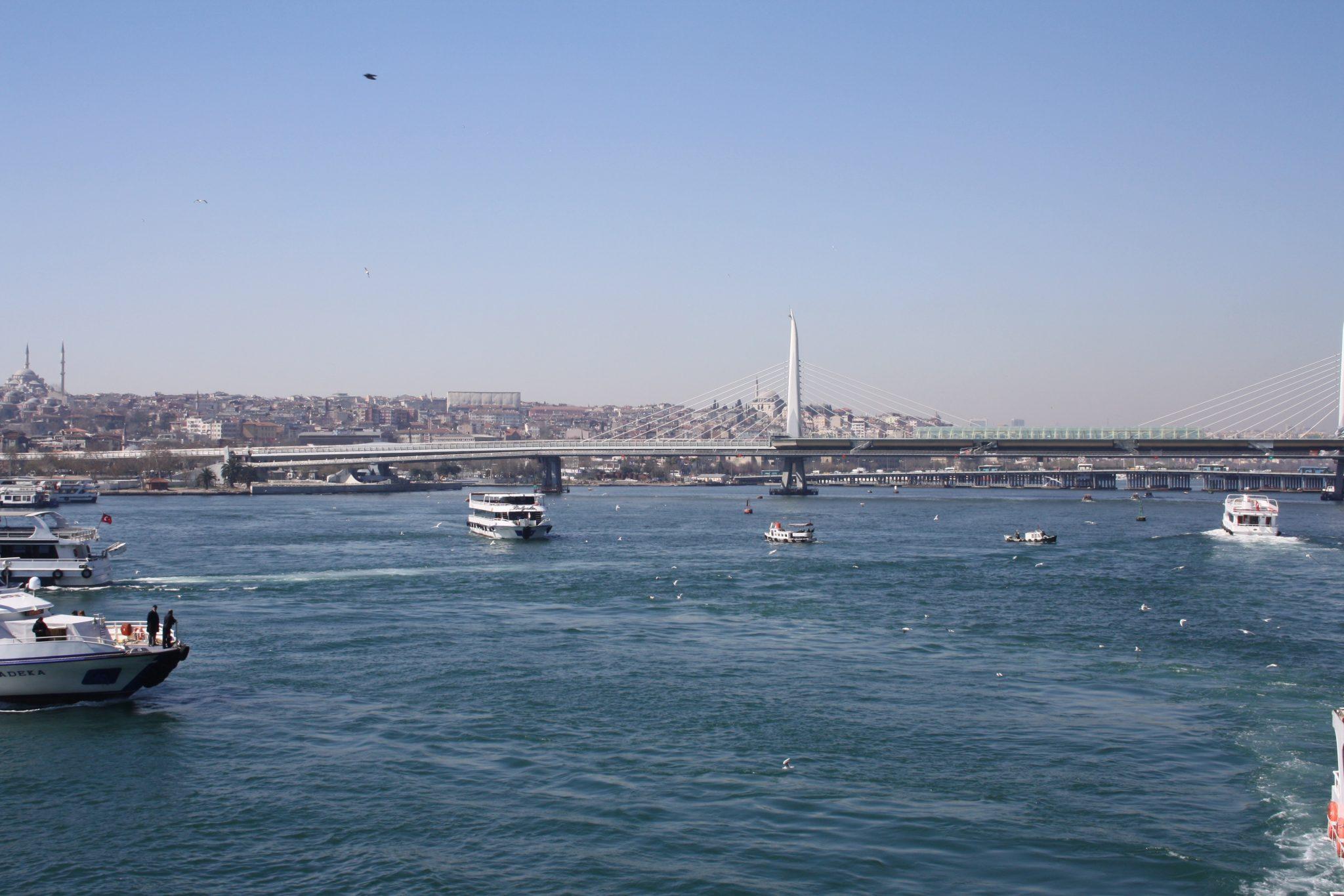 Погодные условия в Стамбуле