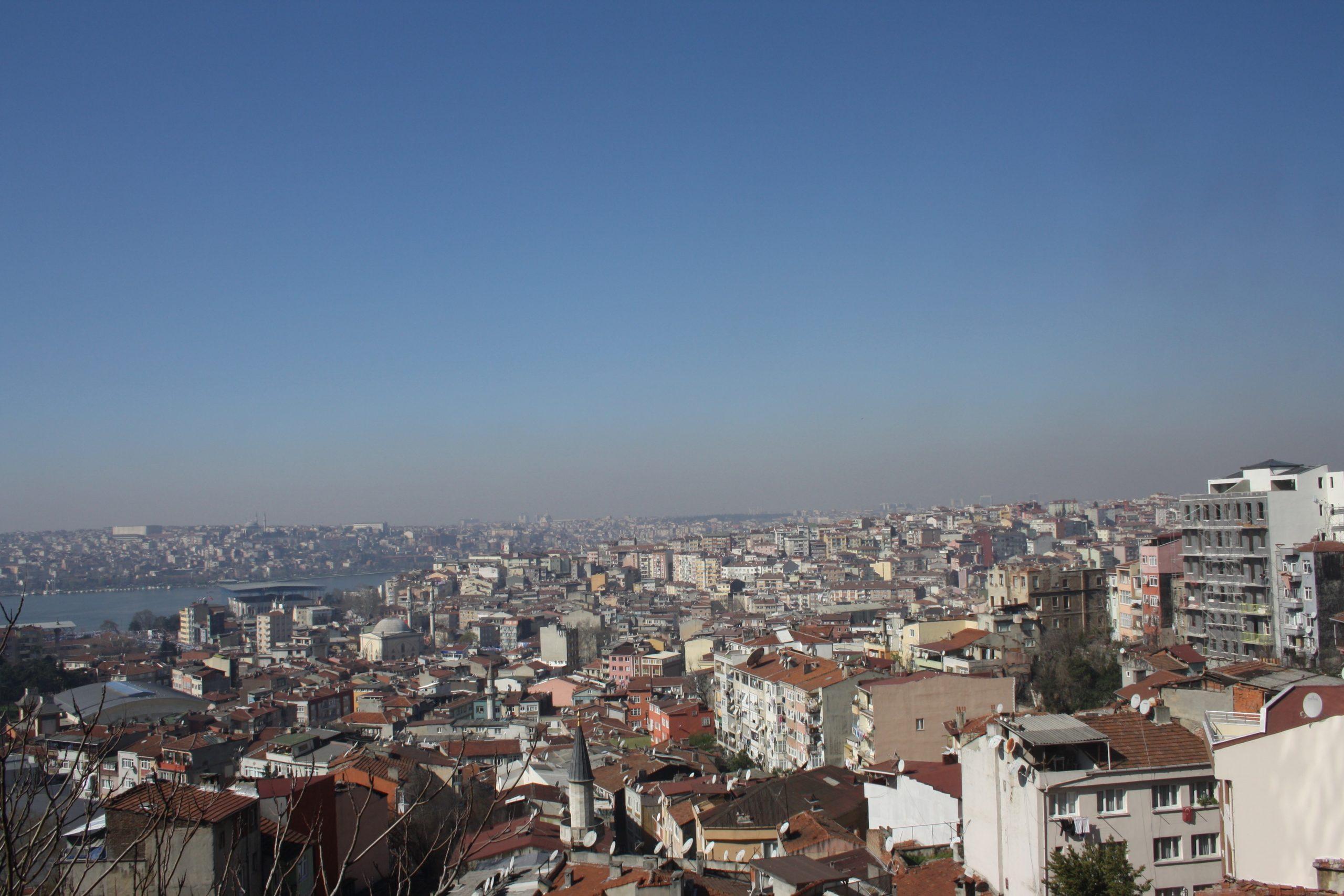 Мартовская погода в Стамбуле