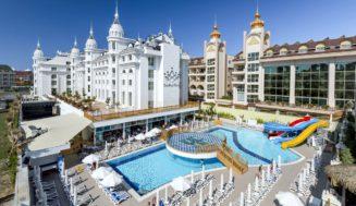 Сиде: лучшие отели для отдыха с детьми