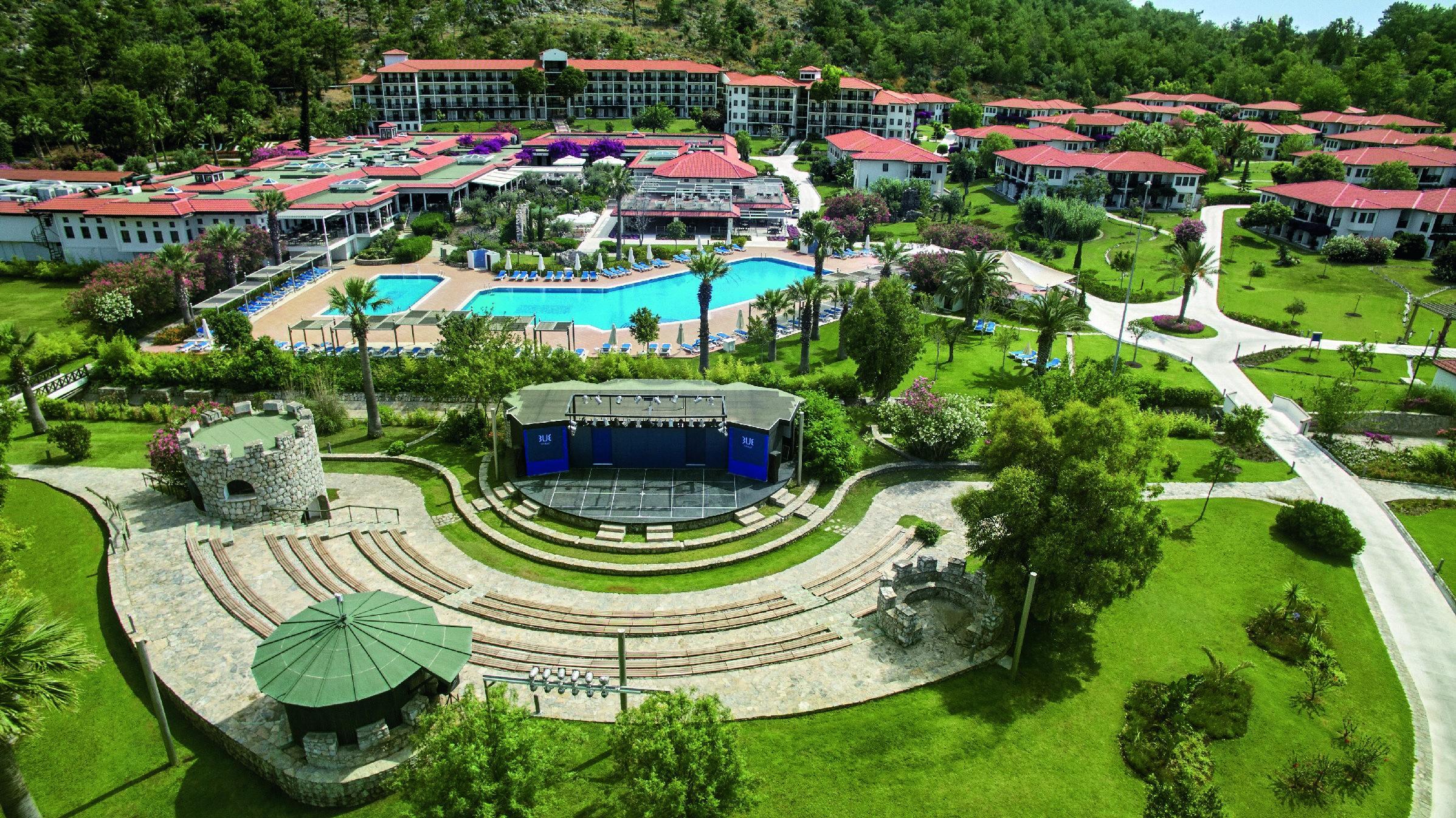 Отель Блу Саригерме Парк