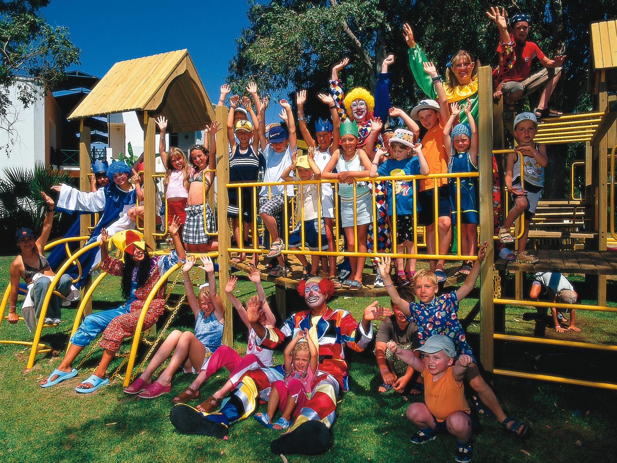 Фото детской площадки