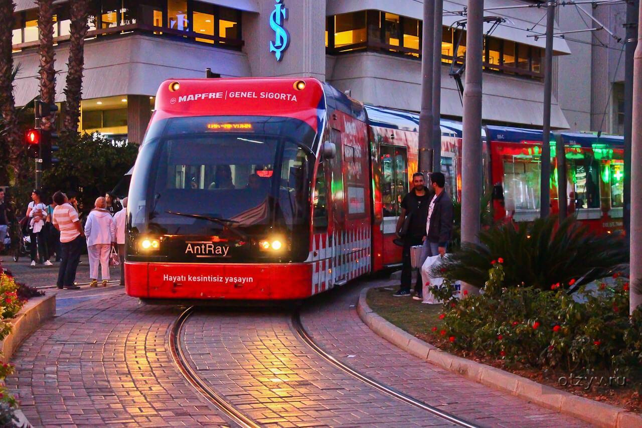 Фото трамвая