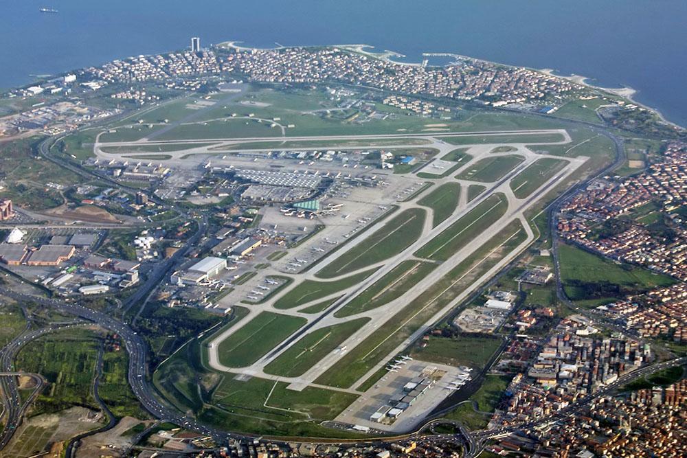 Фото аэропорта Ататюрка