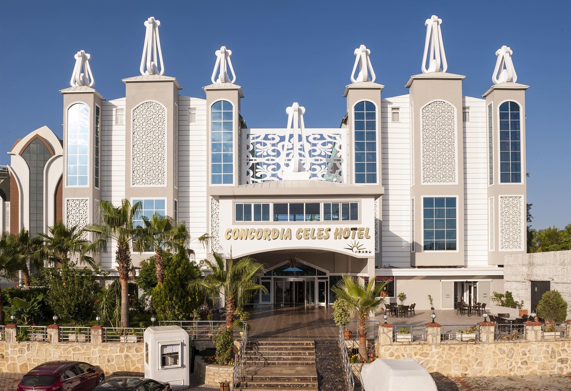 Фото Concordia Celes Hotel 5*