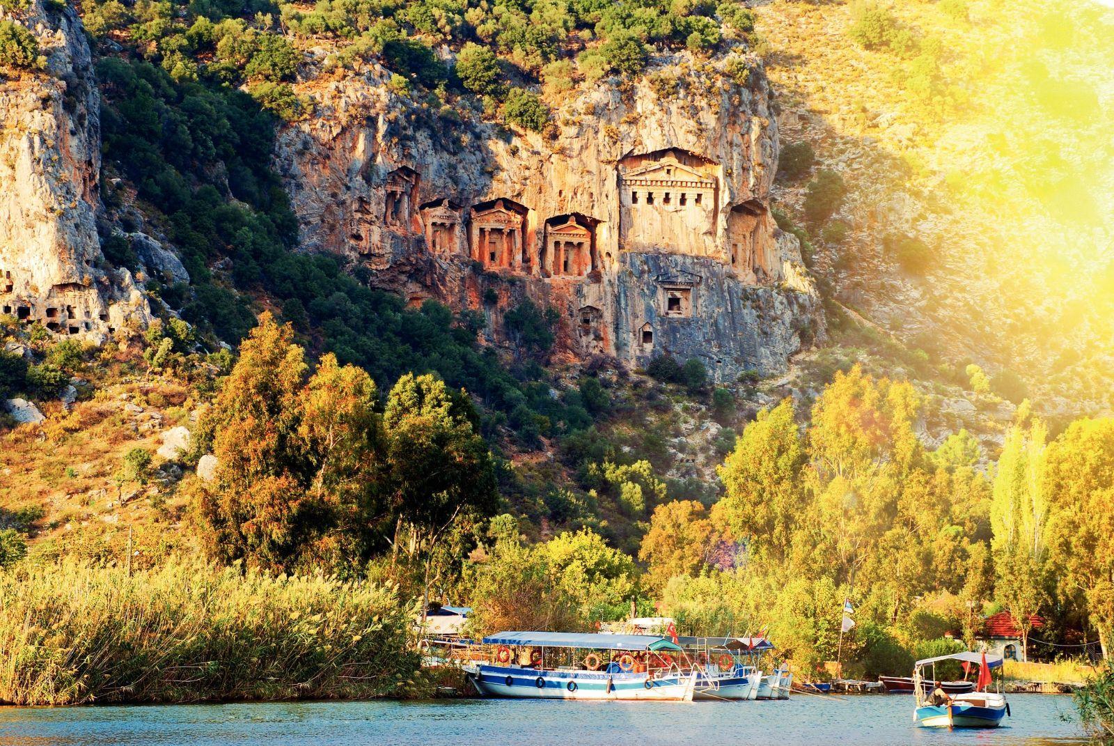 Фото древней части города
