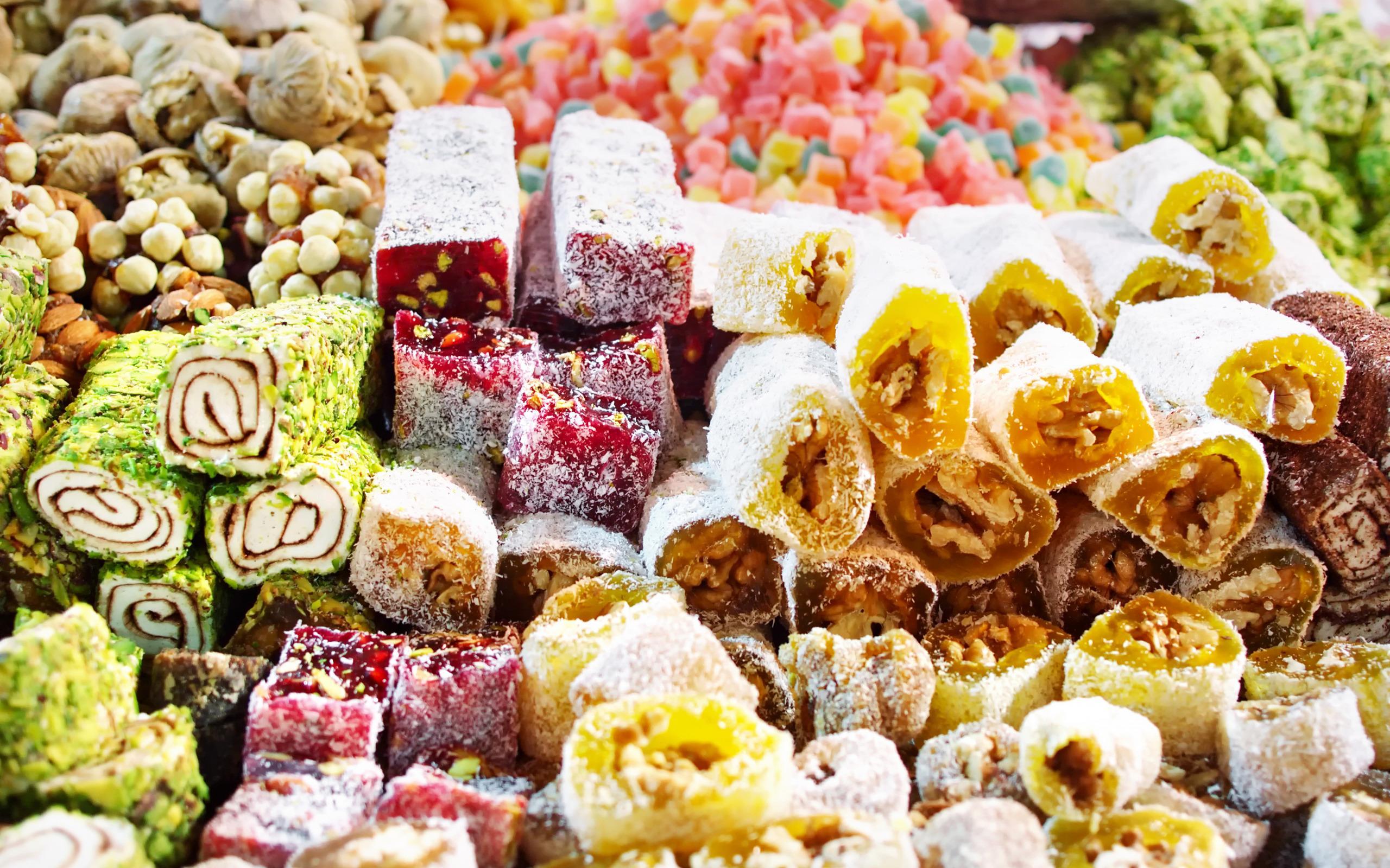 Фото сладостей
