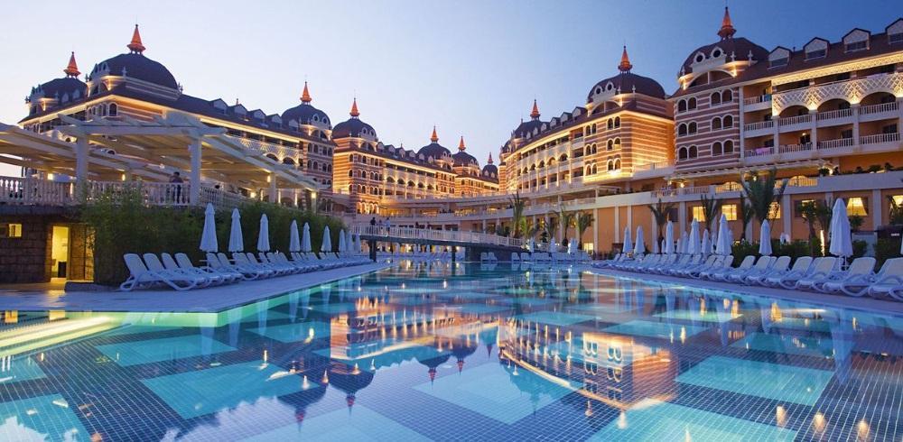 Гостиница в Турции