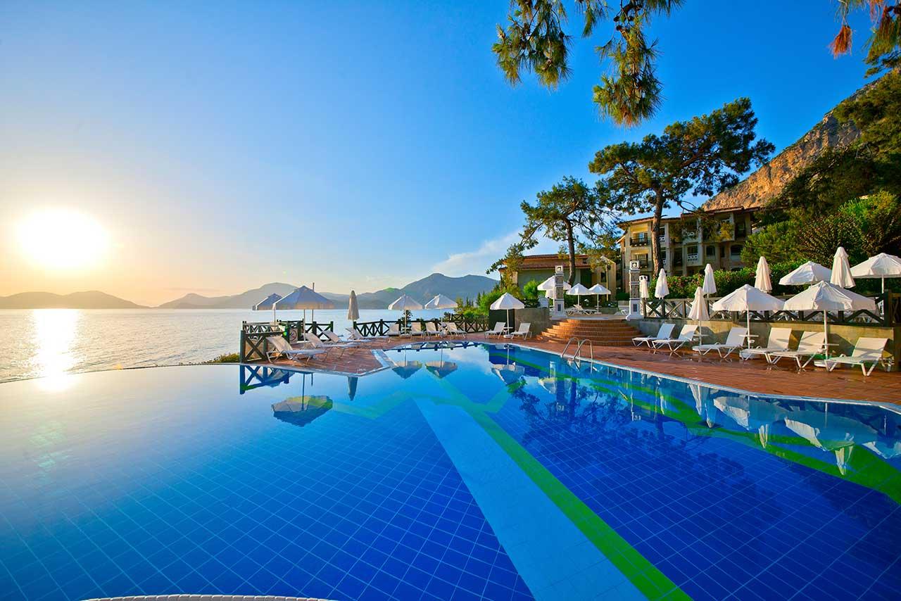Фото турецкого курорта