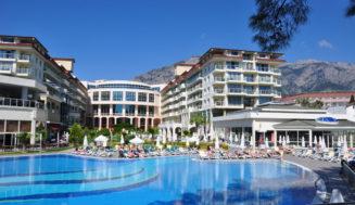 Лучшие отели Кемера для туристов