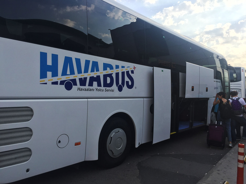 Фото HAVABÜS