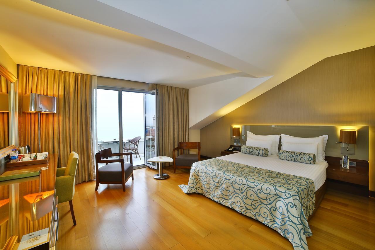 Фото отеля в районе Султанахмет