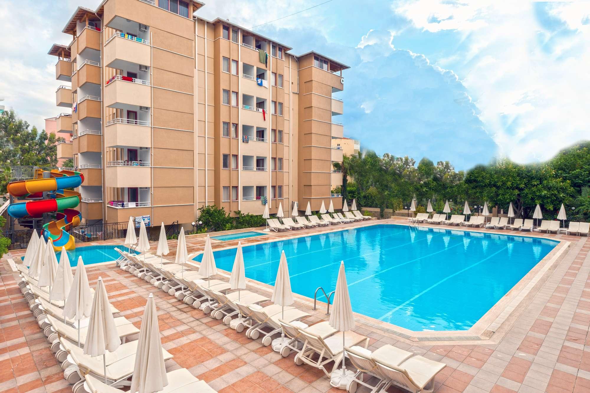 Фото Saritas Hotel