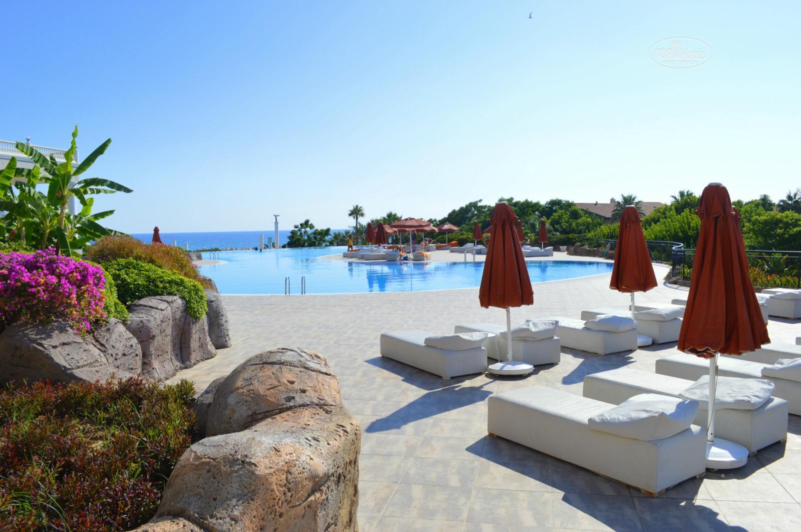 Фото бассейна в Starlight Resort Hotel 5*