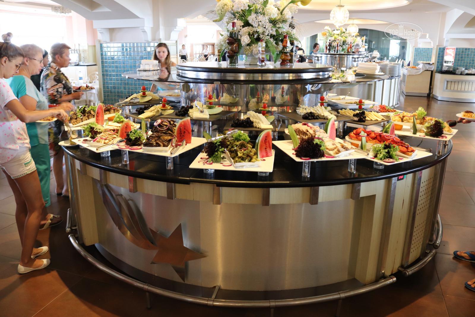 Фото еды в Starlight Resort Hotel 5*