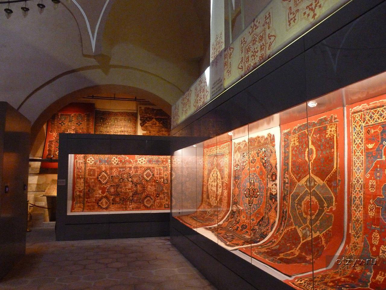 Фото музея ковров