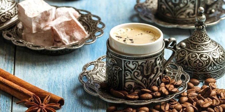 турецкий кофе фото