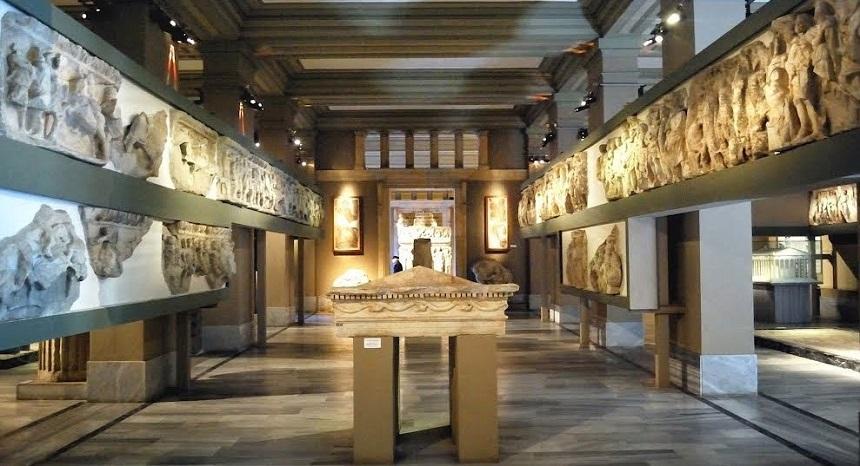 Археологический музей Стамбул