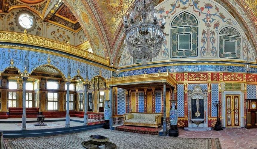 ТОП-25 достопримечательностей Турции Дворец Топкапы