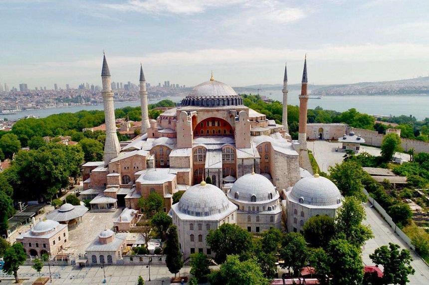 ТОП-25 достопримечательностей Турции