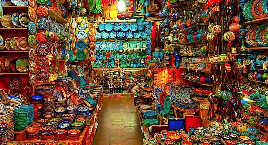 Большой базар Капаличарши фото